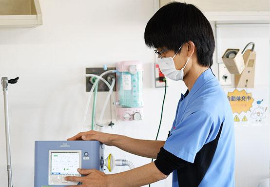 梶川病院:臨床工学科